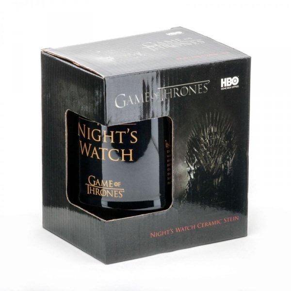 Gra o Tron (Przysięga Nocnej Straży) - kufel na piwo