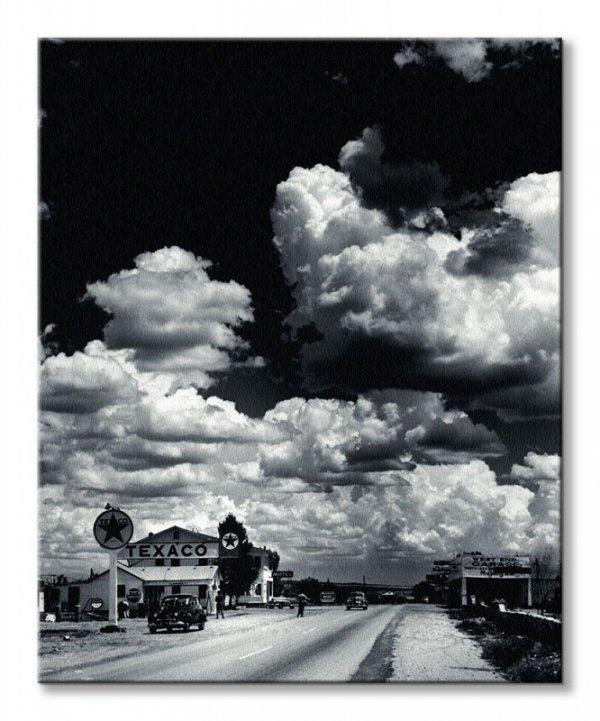Route 66, Arizona - obraz na płótnie