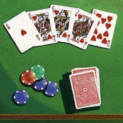 Poker - reprodukcja