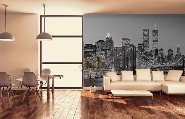 Fototapetado salonu New York (Brooklyn Bridge) - Sklep