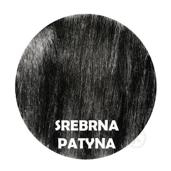 Srebrna Patyna - Kolor Kwietnika - Kaskadowy 5 - DecoArt24.pl