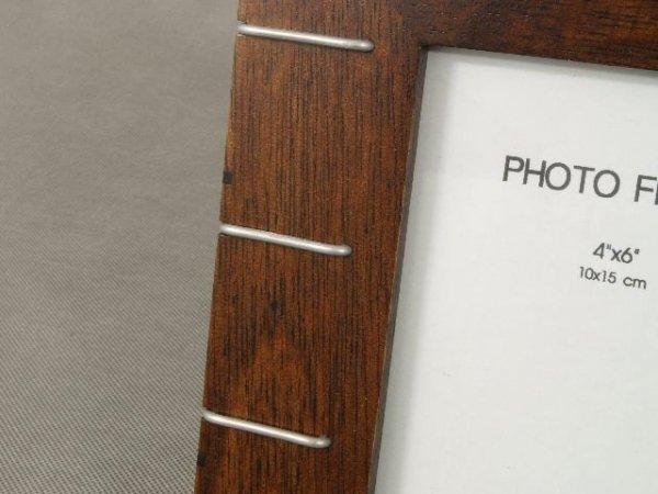 Ramka na zdjęcia - Brąz - 10x15cm