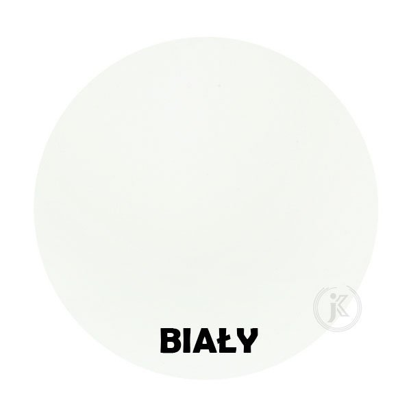 Biały - kolorystyka metalu - Kwietnik duży kuty - Sklep Decoart24.pl