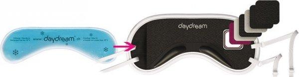 Opaska na Oczy - Daydream - Wzór Basic brown