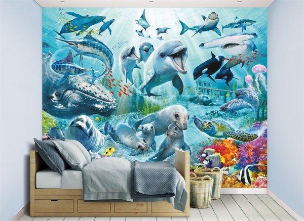Fototapeta dla dzieci - Sea adventure 2 - Fototapety DecoArt24.pl
