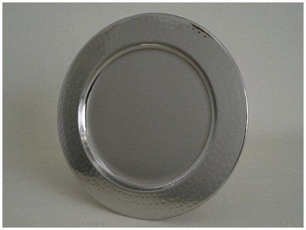 Patera na owoce - Metalowa - 25cm