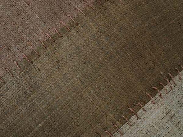 Poszewka na poduszkę - Z rafii - 3 Kolory - 45x45cm