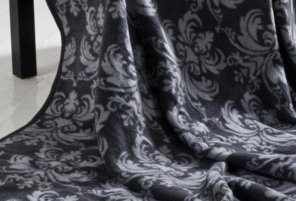 Koc - 150x200cm - Glamour silver