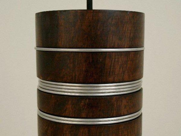 Świecznik - Okrągłe pierścienie - 10x15cm