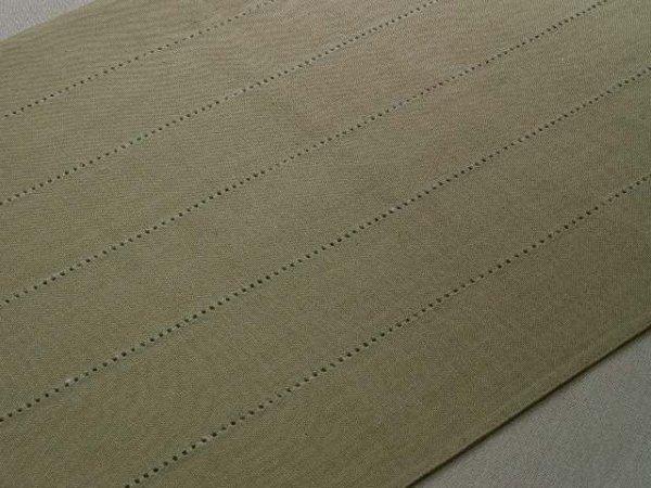 Podkładki na stół - Oliwka - Z mereżką - 33x48cm - 4szt/op