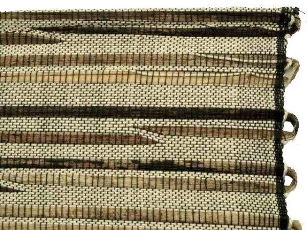 Podkładka na stół - Beżowo brązowa - Z abaki - 33x48cm