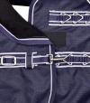WALDHAUSEN ECONOMIC LIGHTWEIGHT HIGH NECK Derka padokowa przeciwdeszczowa z podwyższoną szyją 24H