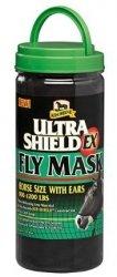ABSORBINE ULTRA SHIELD FLY MASK Maska przeciw owadom z 80% blokadą przed promieniami UV 24H