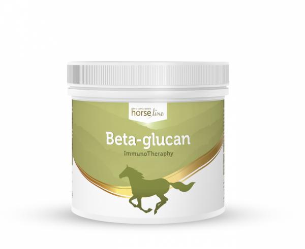 HorseLinePRO Beta Glukan dla wzmocnienia odporności koni i w czasie rekonwalescencji 300g 24H
