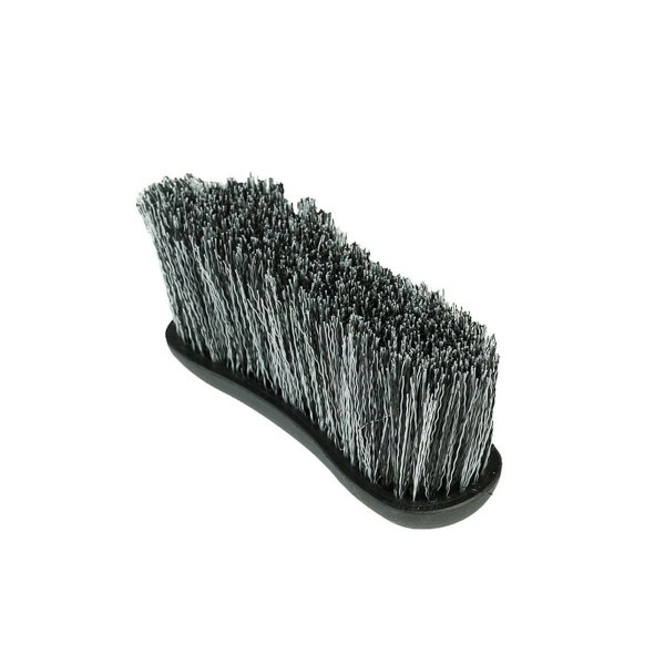 Horze Softgrip Szczotka z długim włosiem