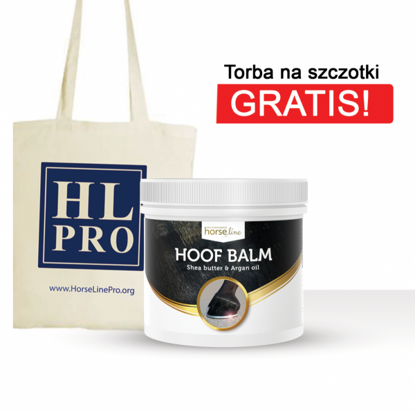 HorseLinePRO HoofBalm regenerujący balsam do kopyt