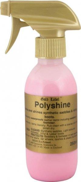 GOLD LABEL POLYSHINE Płyn do czyszczenia wyrobów syntetycznych
