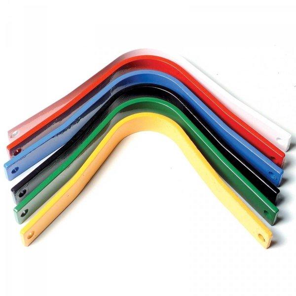 WINTEC komplet wymiennych łęków do siodła wraz z miarką