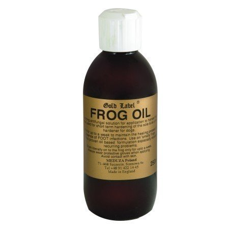 GOLD LABEL FROG OIL Olej do strzałek 250ml