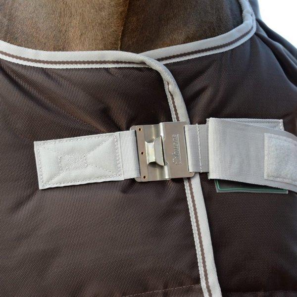 BUCAS SMARTEX RAIN Derka padokowa przeciwdeszczowa podszyta polarem 24H
