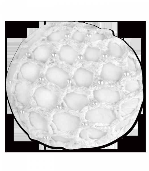 WALDHAUSEN Koszyczek na koka z perłami 24H