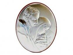 Obrazek Ikona Rodzina Święta 3 GRAWER Roczek Chrzest