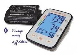Ciśnieniomierz naramienny Kardio Test KTA K6 Comfort (funkcja mowy, wykrywania nadciśnienia, objawów arytmii, LCD)