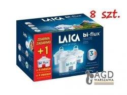 Włoskie wkłady filtrujące LAICA (Symbol F4S) - 8 sztuk ( Filtr do wody )