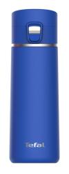 Kubek izotermiczny Tefal WeGO K23315 04 City Mug | 430 ml | NIEBIESKI | termos | termiczny