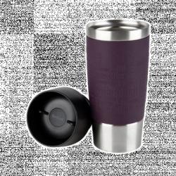 Kubek termiczny Tefal K30851 14  Emsa Travel Mug 0,36L | FIOLETOWY