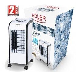 OUTLET: Klimator 3w1 Adler AD 7906 - Chłodzenie / Oczyszczanie / Nawilżanie