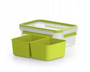 Pojemnik spożywczy lunchbox Tefal MASTERSEAL TO GO K31005 12 | 1 L