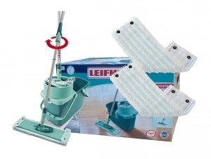 Mop obrotowy Leifheit 52014 Clean Twist M 33 cm + 2 nakładki Micro Duo