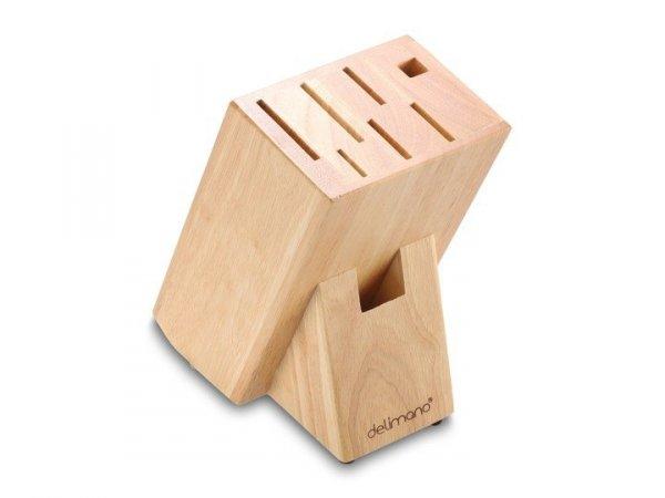 Drewniany blok na noże Delimano 102008254 Astoria