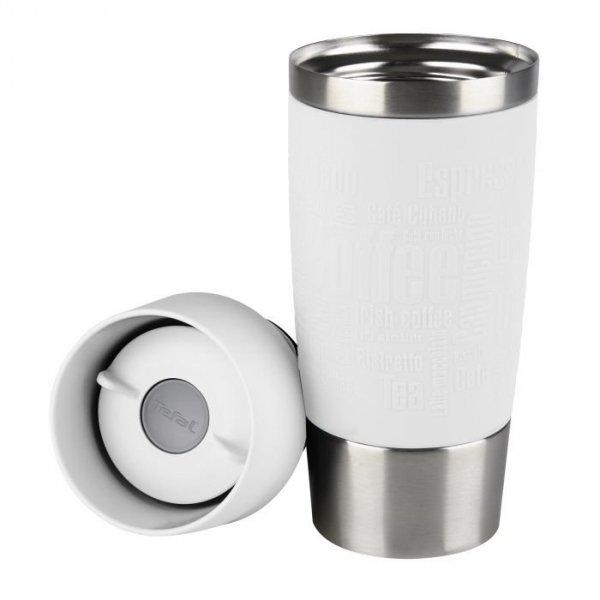 Kubek termiczny Tefal K30881 14 Emsa Travel Mug 0,36L | BIAŁY