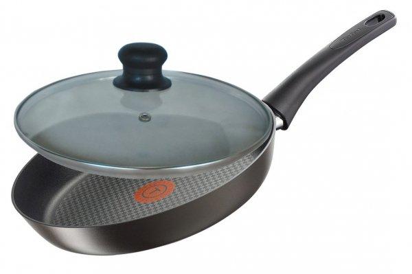 Patelnia Tefal C69406 02 Chef 28 cm + Pokrywa 28 cm Camry CR 6706