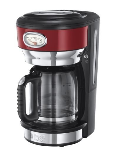Ekspres przelewowy do kawy Russell Hobbs Ribbon Red 21700-56