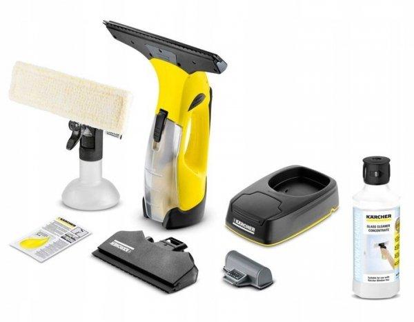 Kärcher ZESTAW myjka do okien WV5 Premium + 500 ml koncentratu środka do czyszczenia szkła RM500