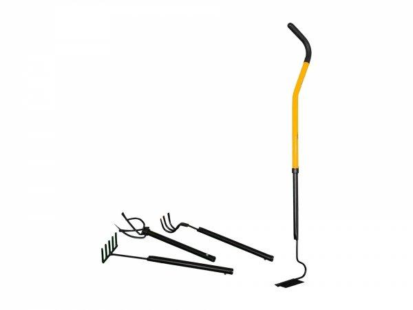 Zestaw narzędzi ogrodniczych Tornadica 110069967 | Top Shop | PAZURKI KULTYWATOR GRABIE MOTYKA