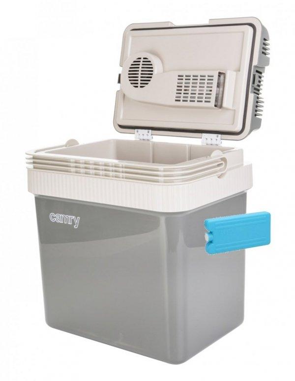 Lodówka turystyczna Camry 24 litry + wkład chłodzący 180ml | CR8065/W180ML