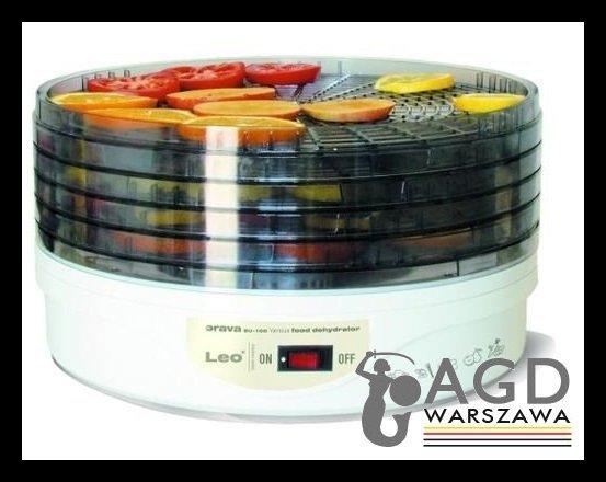 Suszarka spożywcza Orava SU 100 do grzybów, owoców, warzyw i ziół