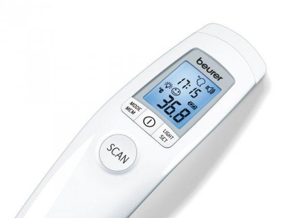 Termometr bezdotykowy Beurer FT 90