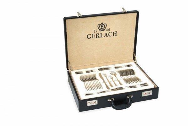 Sztućce Gerlach NK 04 Antica walizka - 68 sztuk, połysk #wysyłka G R A T I S#