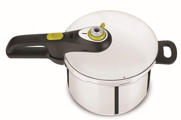 Szybkowar Tefal Secure Neo (Symbol: P25344 32) - 8 litrów / koszyk do gotowania na parze / indukcja #wysyłka G R A T I S#