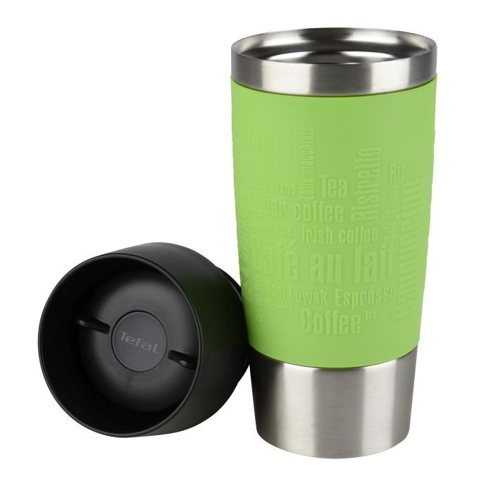 Kubek termiczny Tefal K30831 14 Emsa Travel Mug 0,36L   ZIELONY