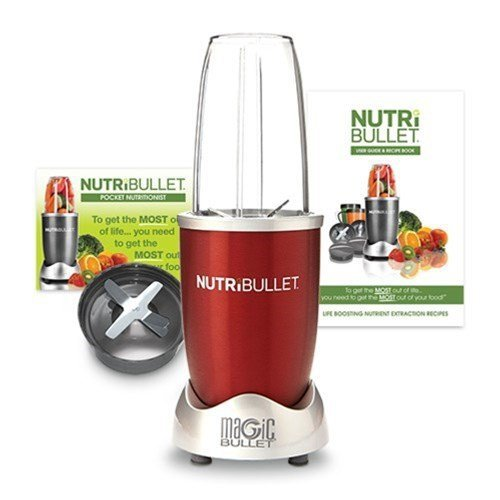Ekstraktor / Blender NutriBullet 105897055 Magic Bullet 600 RED