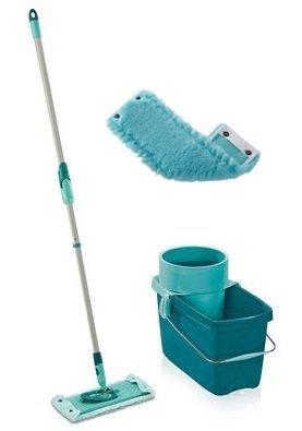 Mop obrotowy Leifheit Clean Twist M 33 cm + Nakładka Static Plus   52014/55330