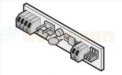 Płytka przyłączeniowa silnika do Portronic D 5000 / D 2500