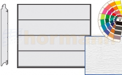 Brama LPU 42, 2940 x 2080 Przetłoczenia L, Woodgrain, kolor do wyboru