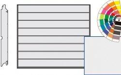 Brama LPU 42, 2500 x 2250 Przetłoczenia M, Silkgrain, kolor do wyboru